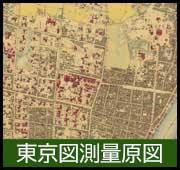 官板実測日本地図